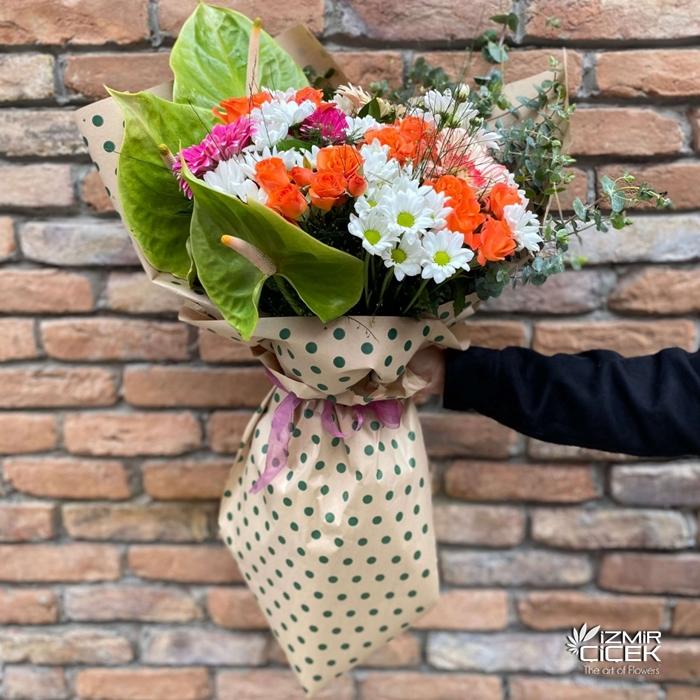 Kır Çiçek Buketi