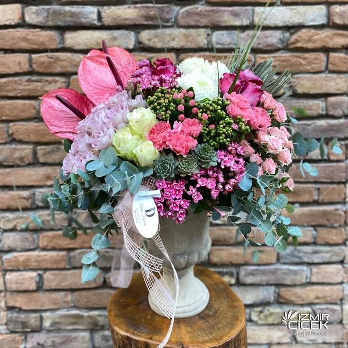 Butik Çiçek Tasarım