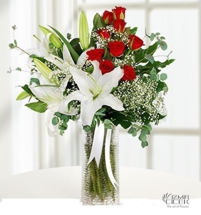 izmir özel vip çiçekler