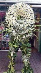 izmir cenazeye çiçek