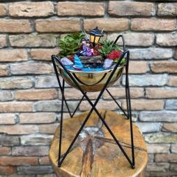 Dekoratif Minyatür Bahçe