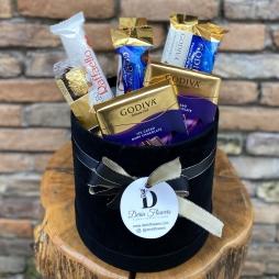 Lux Çikolata Kutusu