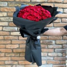 101 Güllü Buket Çiçek