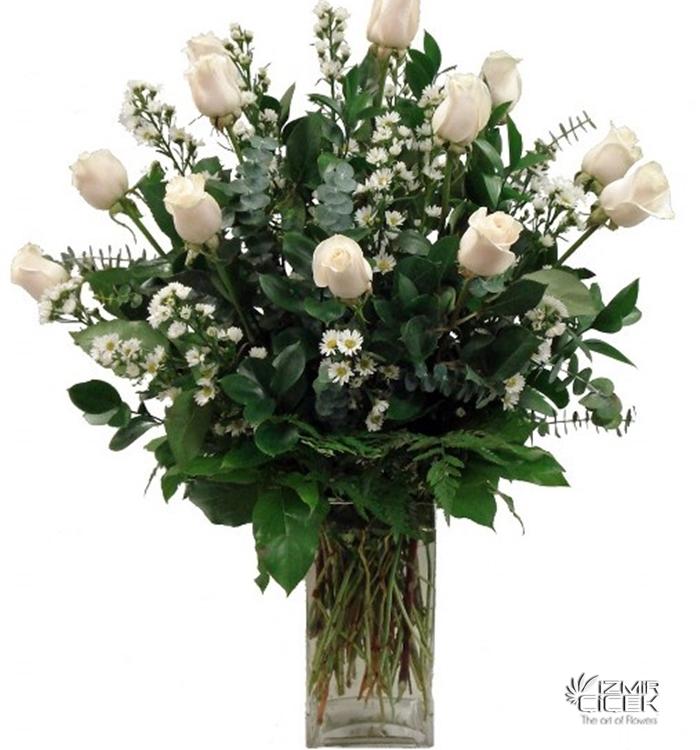 izmir karşıyaka çiçek